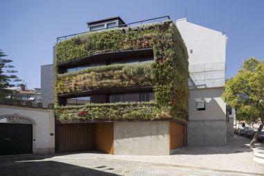 casa na Travessa de Patrocinio (Lisboa)
