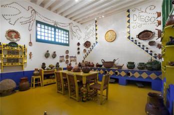 Cozinha | Colecção Permanente - Espaços da Casa Azul